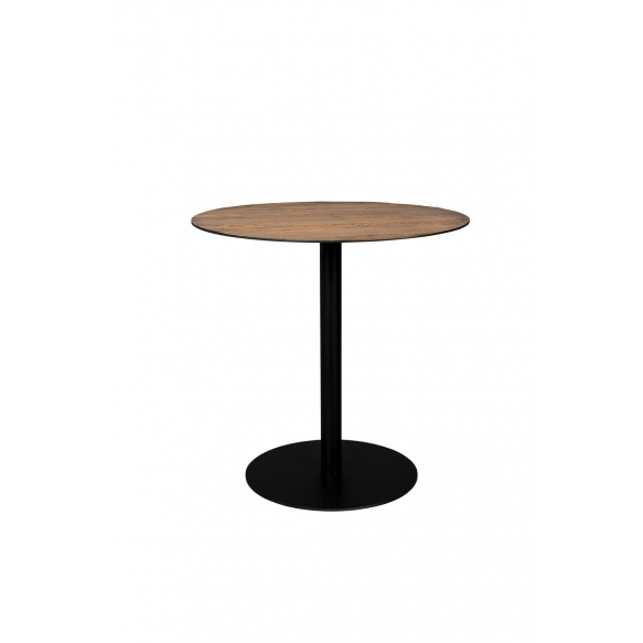 Bistro Table Braza Round Brown