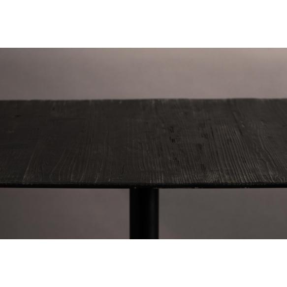 Bistro Table Braza Square Black