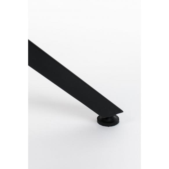 Bistro Table Maze Round Black