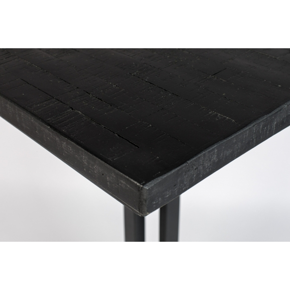 Bar Table Maze Square Black