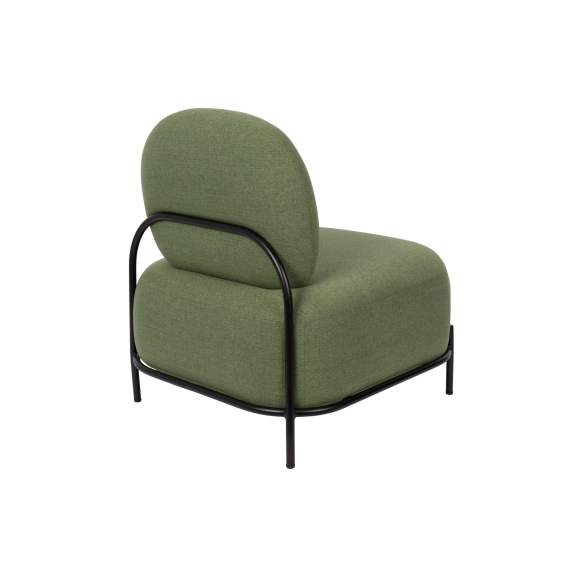 Lounge Chair Polly Green