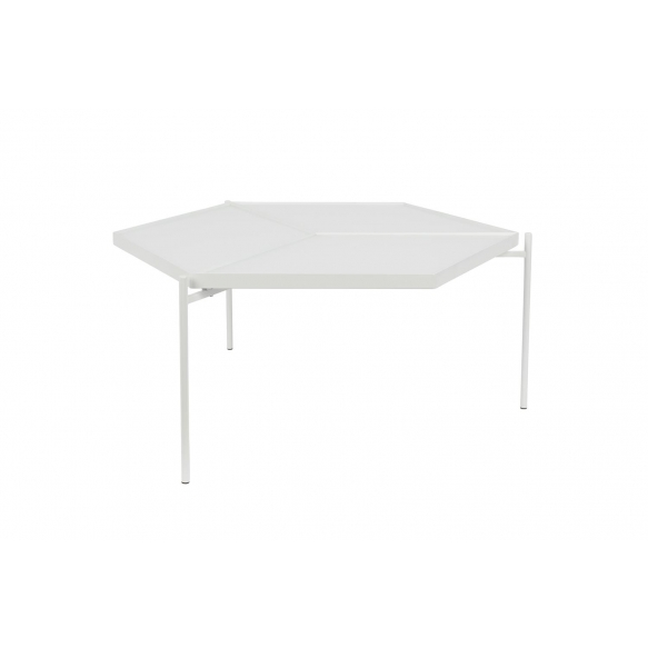 Coffee Table Montell L White