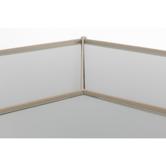 Coffee Table Montell L Taupe