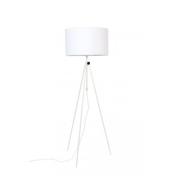 Floor Lamp Lesley White