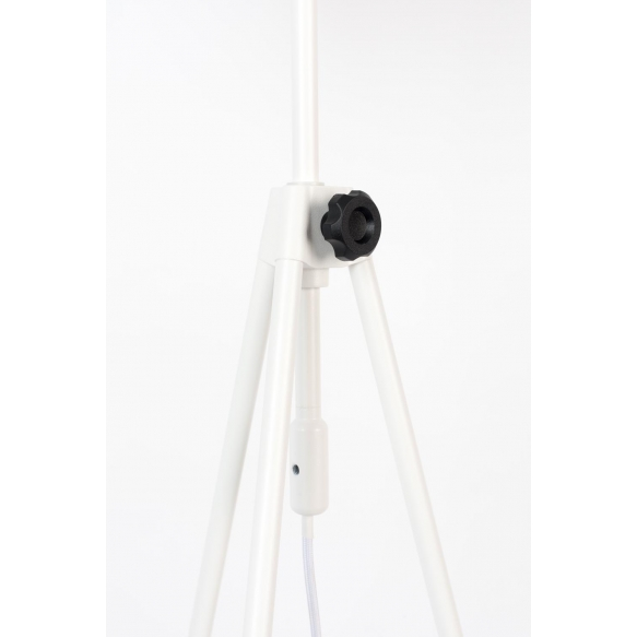 Floor Lamp Lesley White