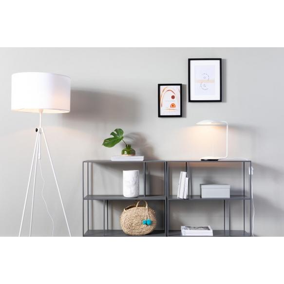 Desk Lamp Pixie White