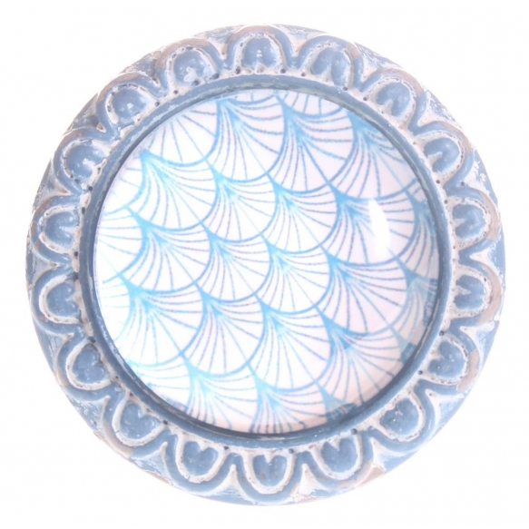 metallist/klaasist sahtlinupp