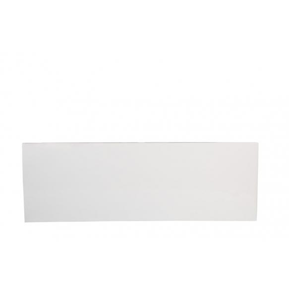 Linea front panel 170x59 cm, incl 6 clips