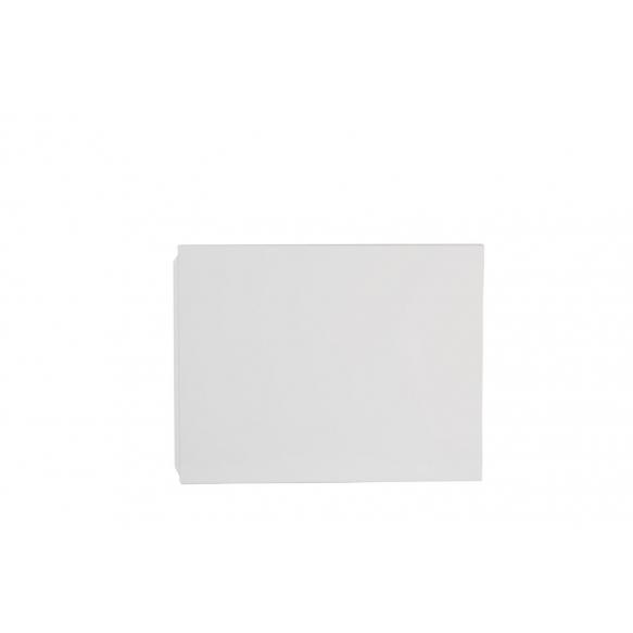 Linea end panel 75x59 cm, incl 4 clips