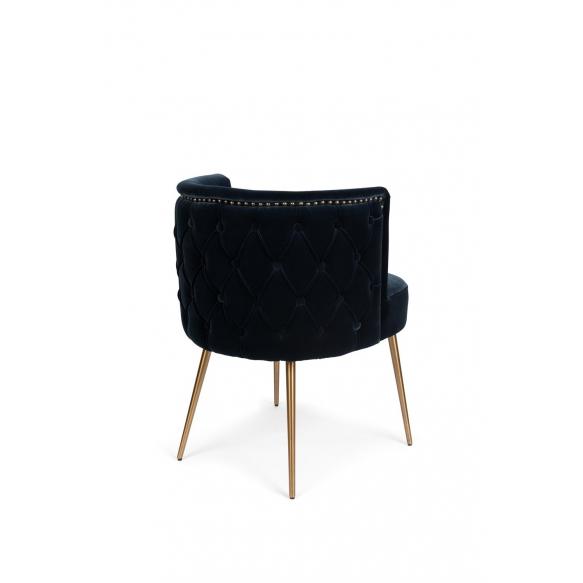 Such A Stud Chair Dark Blue