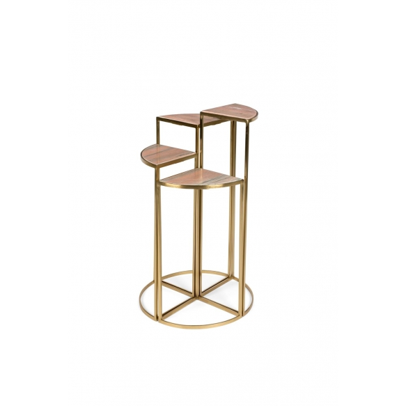 The Perfect Cocktail Side Table