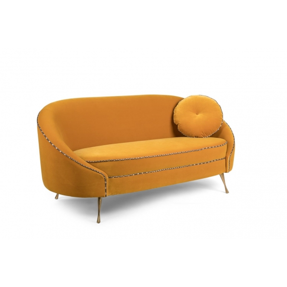 Don'T Love Me Love Sofa Ochre