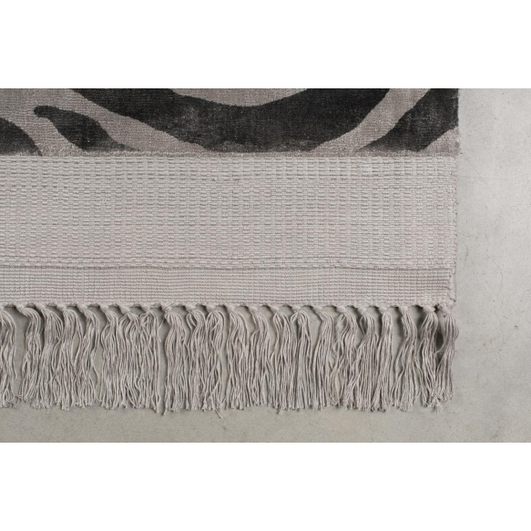 Zebra Friendly Carpet 200X300 Black
