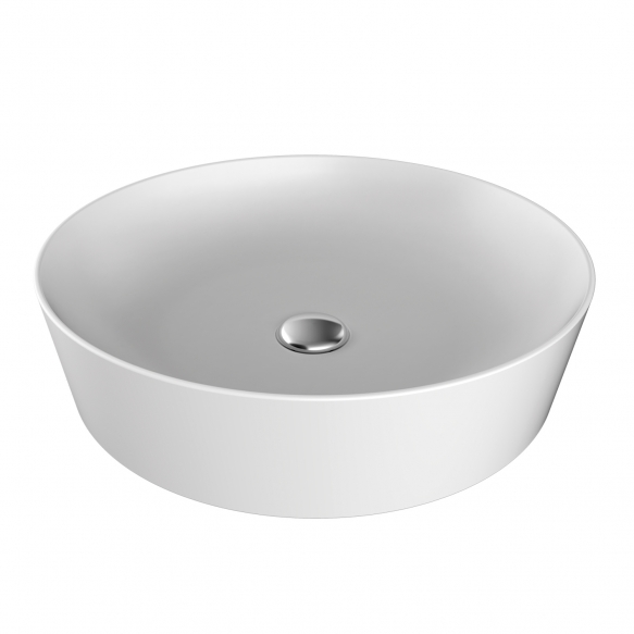 worktop wahbasin Ultra 45 cm, white