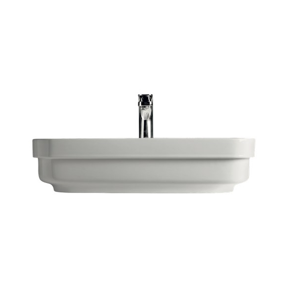 worktop basin Tribeca 60x43 cm, white