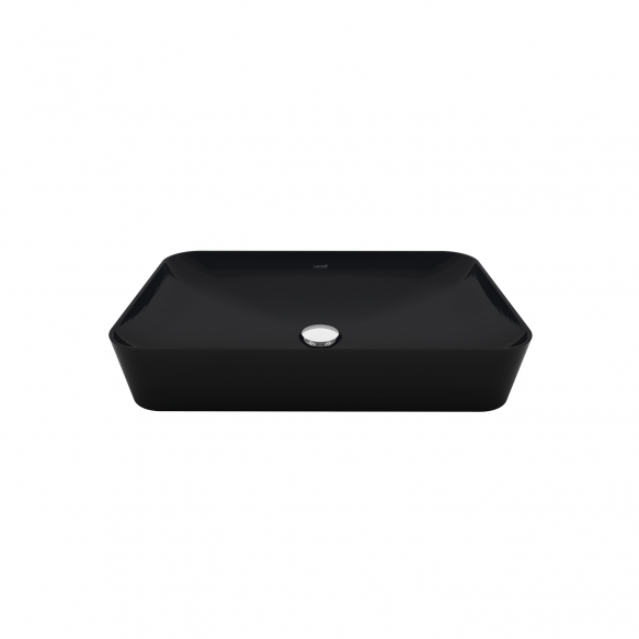 worktop wahbasin Ultra, mat black