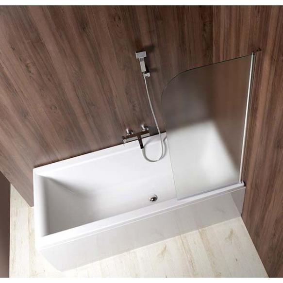vannisein Vilma, tekstuurklaas, parem, 60x140 cm