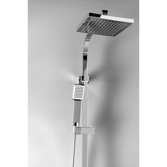JANE Shower Thermostatic Combi Set, chrome