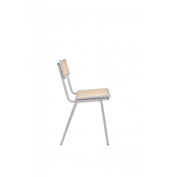 Chair Jort grey/natural