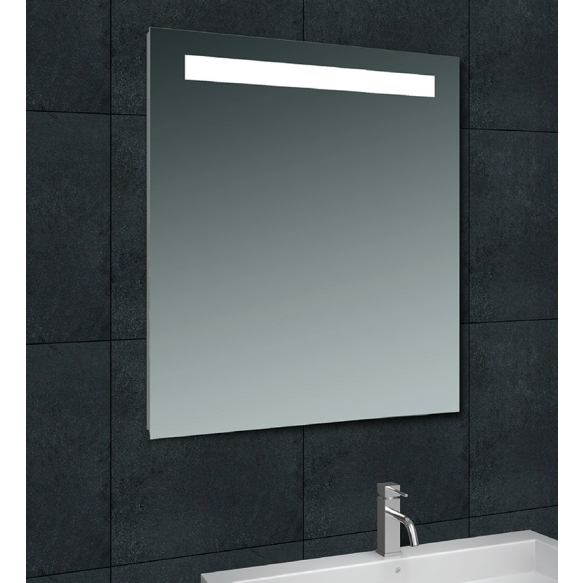 Tigris mirror with LED lighting 600x800