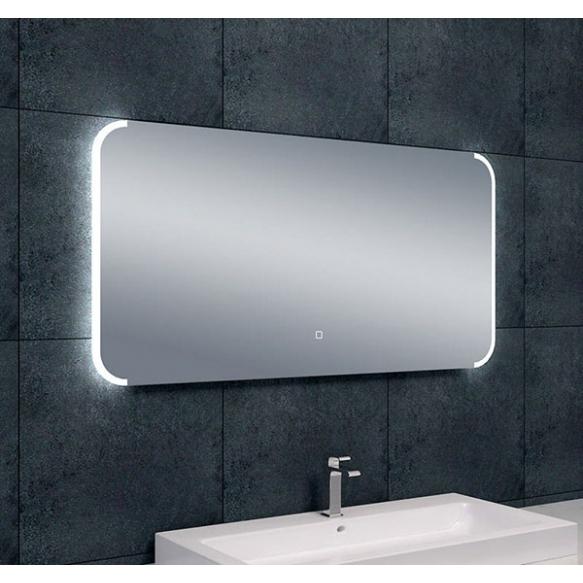 reguleeritava valgusega LED peegel Ambi 2, kondensaadivaba, 1200x600 mm