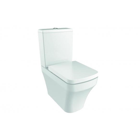 bideega rimless wc kompakt Solo, universaalne äravool, 2-süsteemne (SO361-00CB00E-0000+MA410+IT5130)