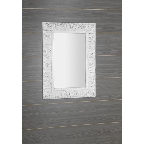 peegel Zeegras 70x100 cm, valge