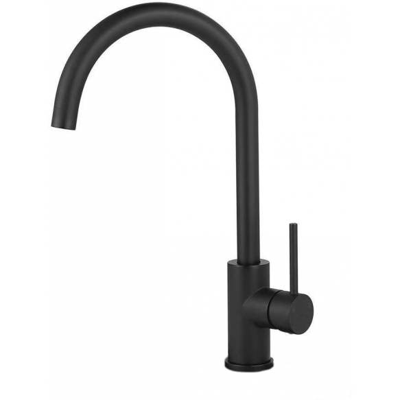 kitchen mixer Cherry, mat black