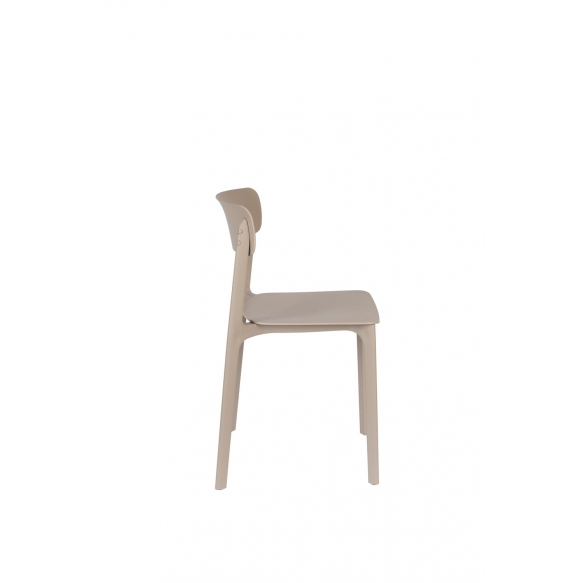 Chair Clive Light Brown