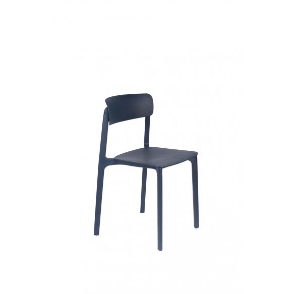Chair Clive Dark Blue