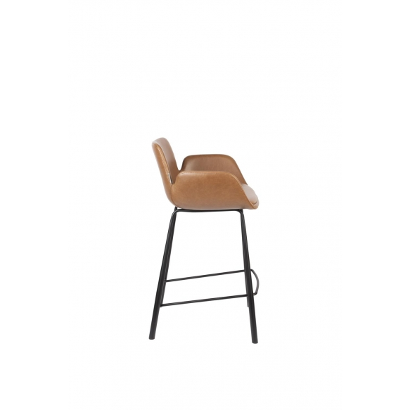 Counter Stool Brit Ll Brown
