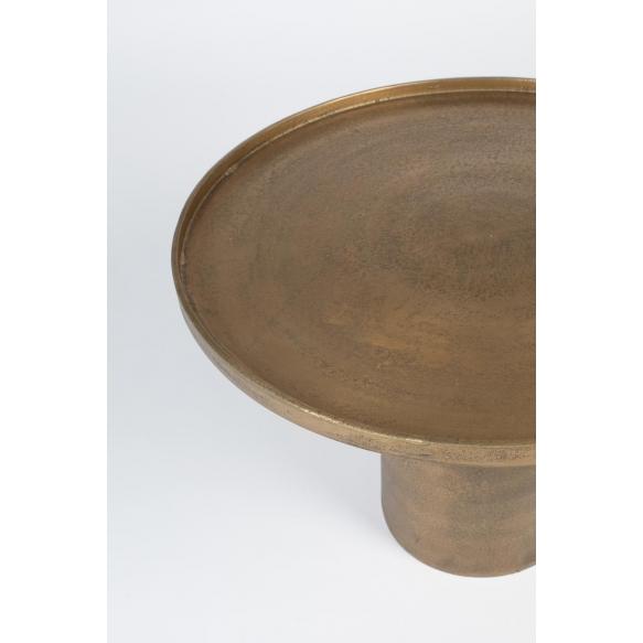 Coffee Table Mason Antique Brass