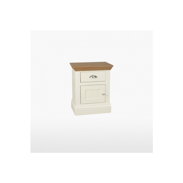 Bedside chest (L hinged)