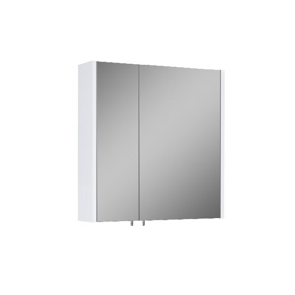 CUPBOARD NEW 600 2D WHITE (200/400) TECHNOBOX
