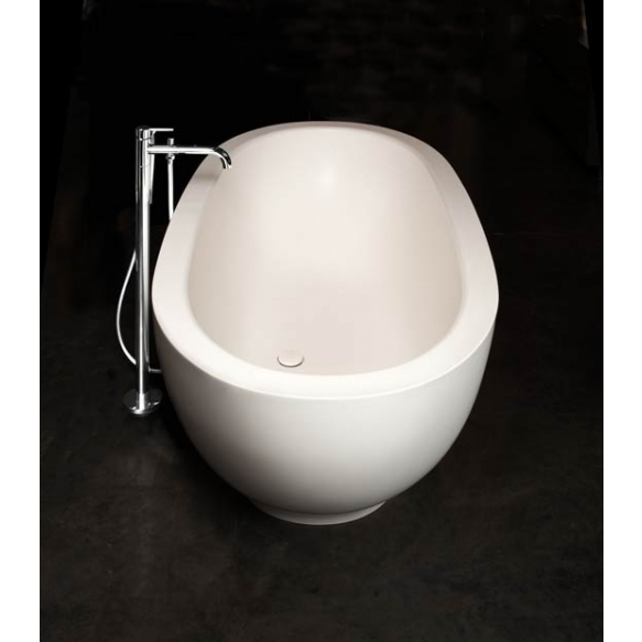 Cast stone bath DOLCE