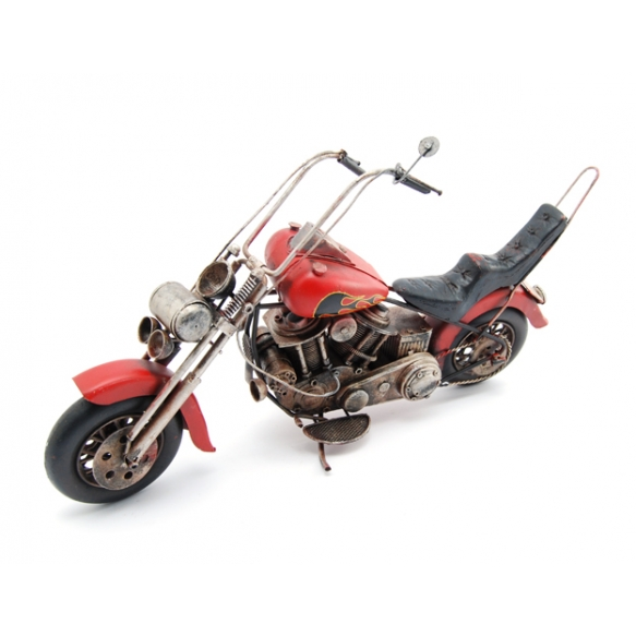 Decoration Motorcycle Harley, 42x13x22cm