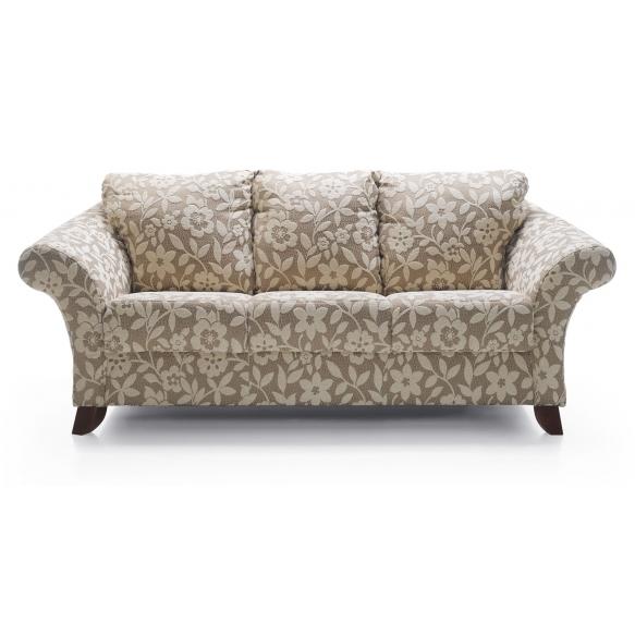 3 seat sofa, fabric ACANTO