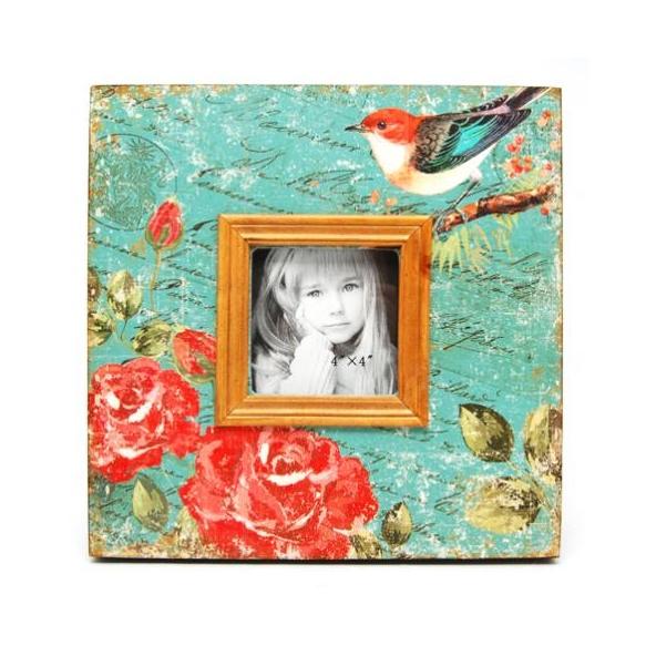 Pildiraam My Birds, 30x30 cm
