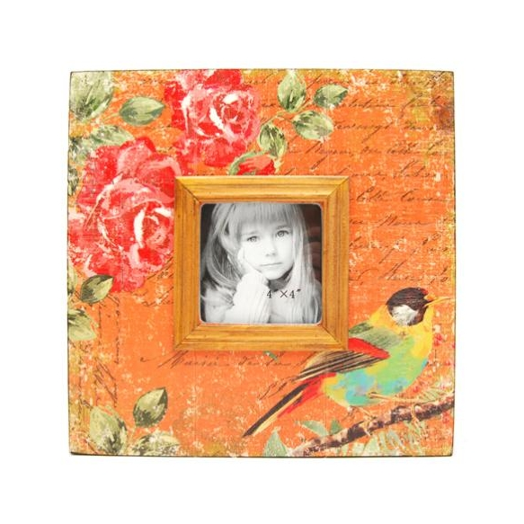 Photo frame My Birds, 30x30cm