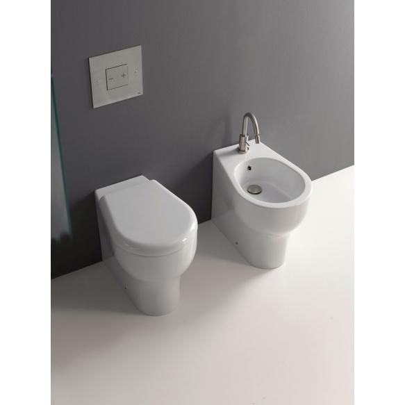 WC pan K09, floor mount