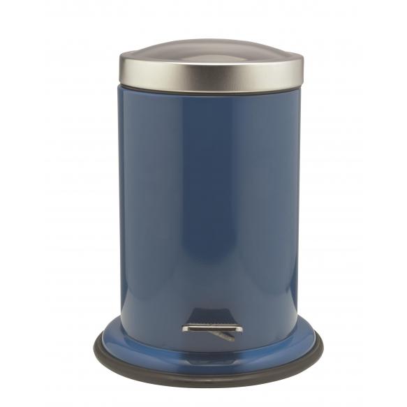 ACERO metallist prügikast, sinine