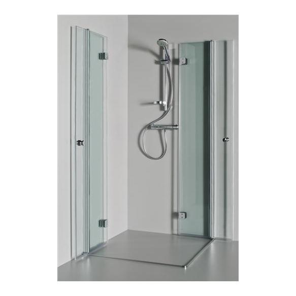 Shower enclosure SIMONA , clear glass