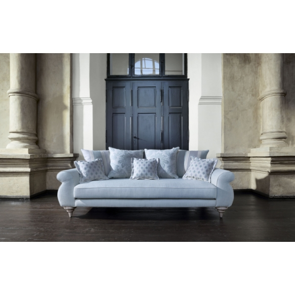 "3,5 seat sofa, fabric ""exclusive"""