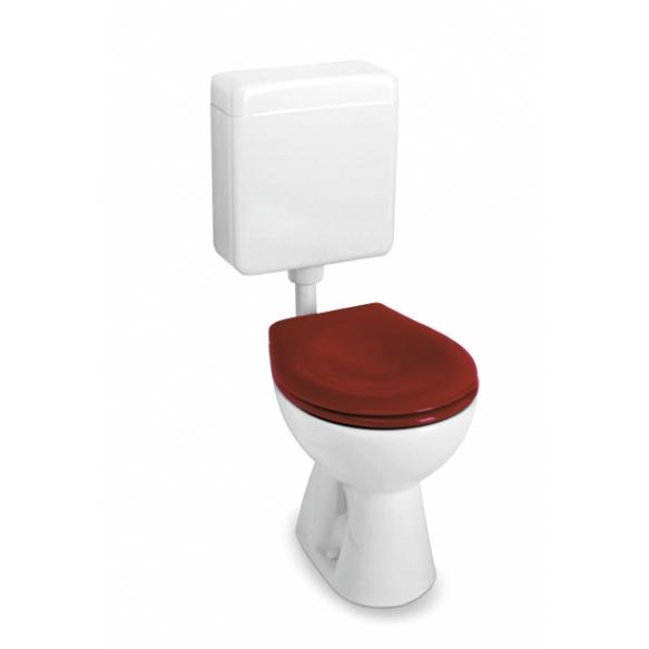 NOVA PRO JUNIOR plastist wc paak ,stop funktsiooniga