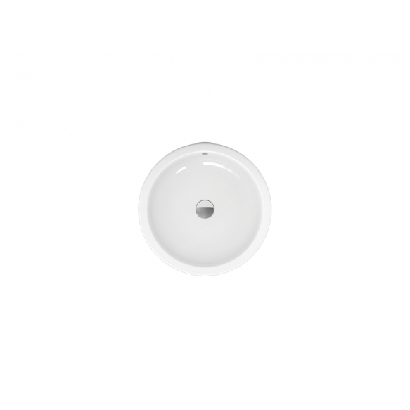 EGO by CITTERIO LAY-ON WASH BASIN 45 with REFLEX COAT