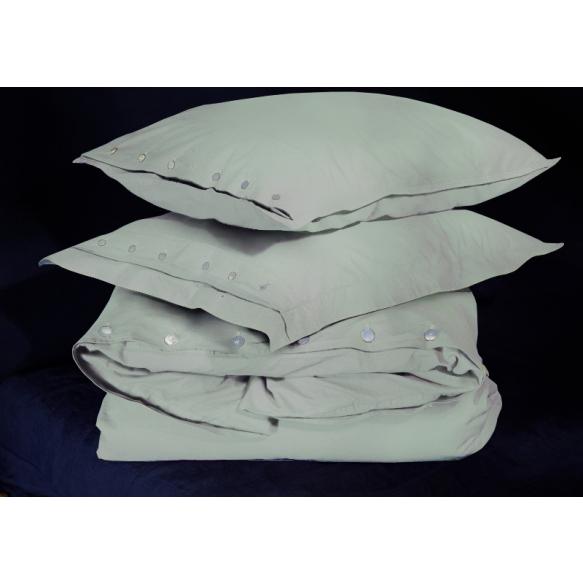 Duvet cover Pistachio 140x200 cm, 100% cotton percale