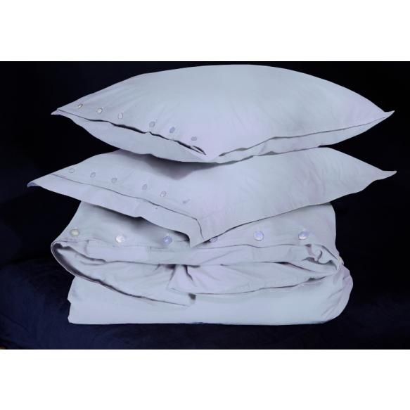 Pillow case Isberg 50x60 cm, 100% cotton percale