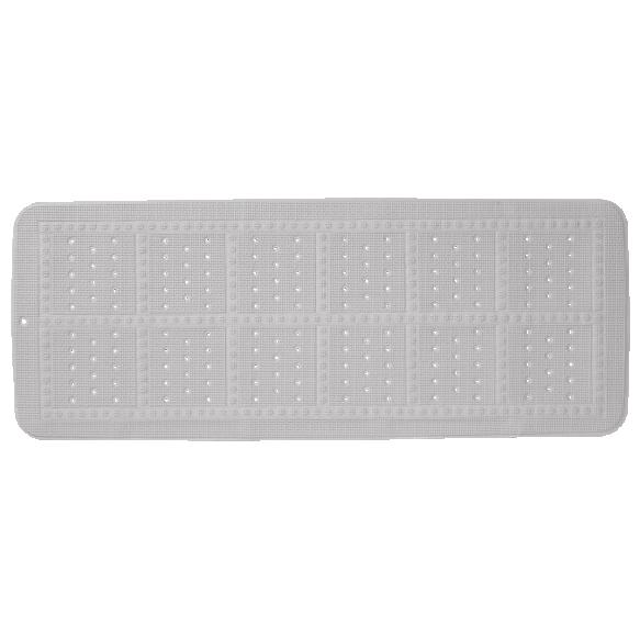 UNILUX bathmat, grey, 90x36 cm