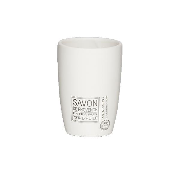 keraamiline tops SAVON DE PROVENCE, käsitsi valmistatud