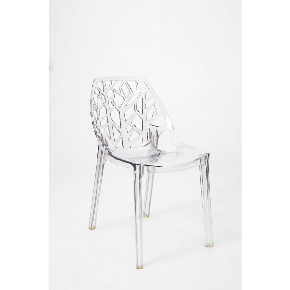 design chair,stackable,transparent